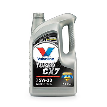 TURBO CX 7 5W-30