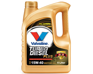 TURBO Diesel Plus 15W-40