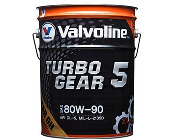 TURBO GEAR 5 80W-90 / 85W-140