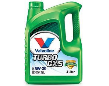TURBO GX 5 5W-30 / 10W-30