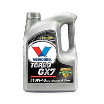 TURBO GX 7 10W-40