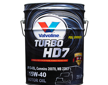 TURBO HD 7 10W-40 / 15W-40