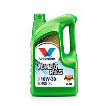 TURBO RX 5 10W-30